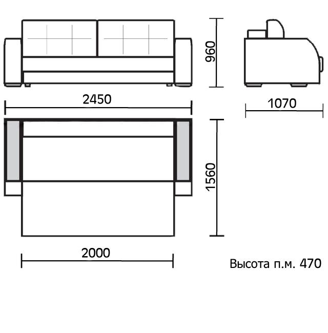 Как сделать диван еврокнижка своими руками