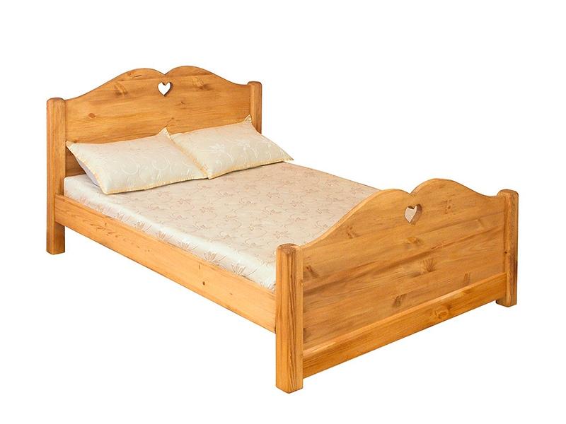 Как сделать кровать своими руками из массива дерева