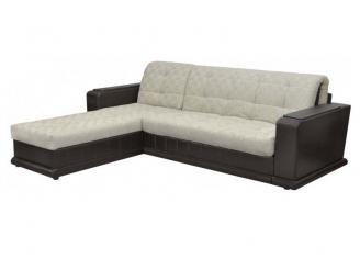Угловой диван с механизмом аккордеон