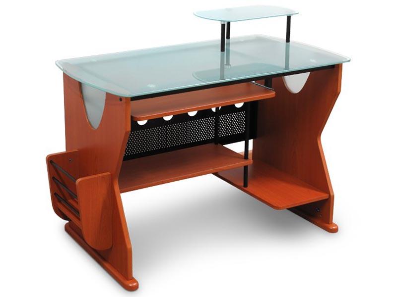 Компьютерный стол холтон мдф.