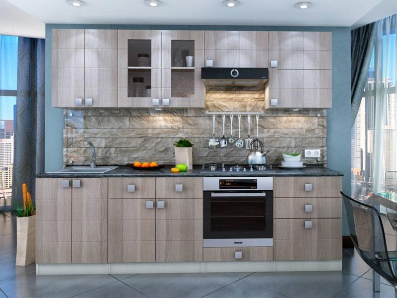 какие кухонные гарнитуры сейчас в моде фото сережка